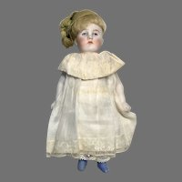 "6"" Antique German All Bisque Doll"