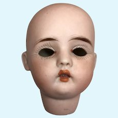 French Bisque Antique Doll Head LaConte