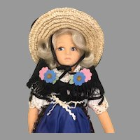 Vintage Cloth Lenci Doll Grace in Box Limited Edition