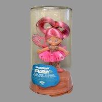 Vintage Ideal Flatsy Doll Spinderella All Original