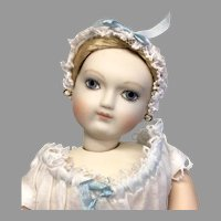 Beautiful Marie Terese Original Box Alice Leverett Jointed UFDC French Huret Style Fashion Doll