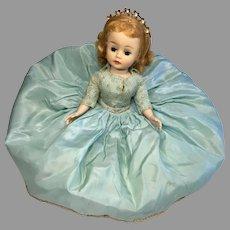 Vintage Madame Alexander Tagged Sleeping Beauty Cissette Doll Walt Disney