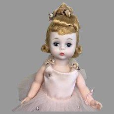 Adorable Vintage Madame Alexander Wendy Kin Tagged Ballerina Great Hair