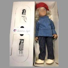 Sasha Doll in Original Box Blonde Sailing Suit England