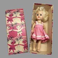 Vintage 1950s Vogue Ginny Doll Original Box