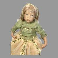 Adorable Annette Himstedt Kleine Doll Original Club Exclusive