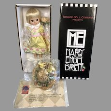 MIB Tonner Mary Engelbreit Artist All Original Betsy McCall Doll