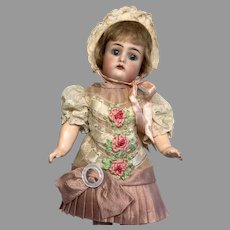Kammer Reinhardt Simon Halbig K*R Antique German Bisque Head Doll Great Body!