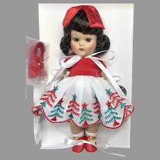 Cute Vogue Ginny Christmas Tree Doll MIB Limited Edition Only 350 NRFB