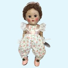 Vogue Ginny Crib Crowd Doll Just Peachy MIB
