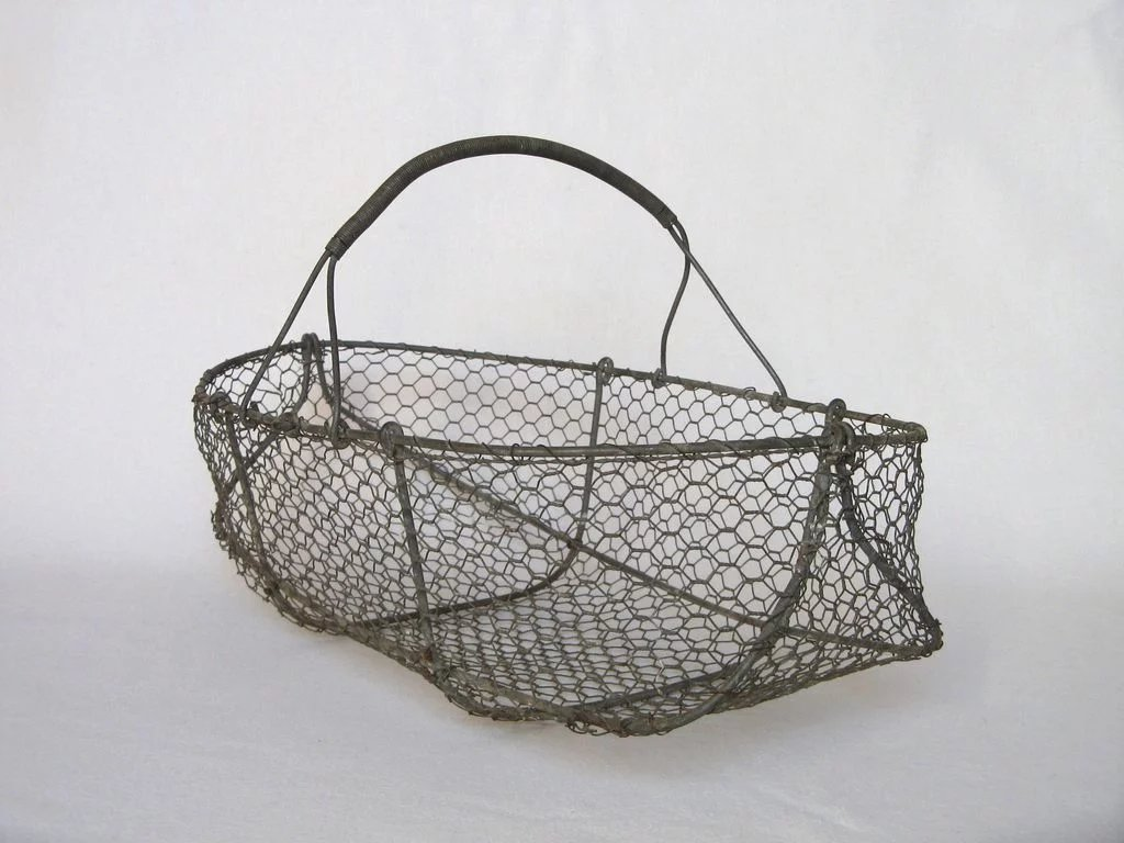 Unique Vintage Wire Baskets For Sale Images - Wiring Schematics and ...