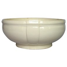 Multi-purpose French Ceramic Bowl - Dish - Serving Bowl - Sarreguemines