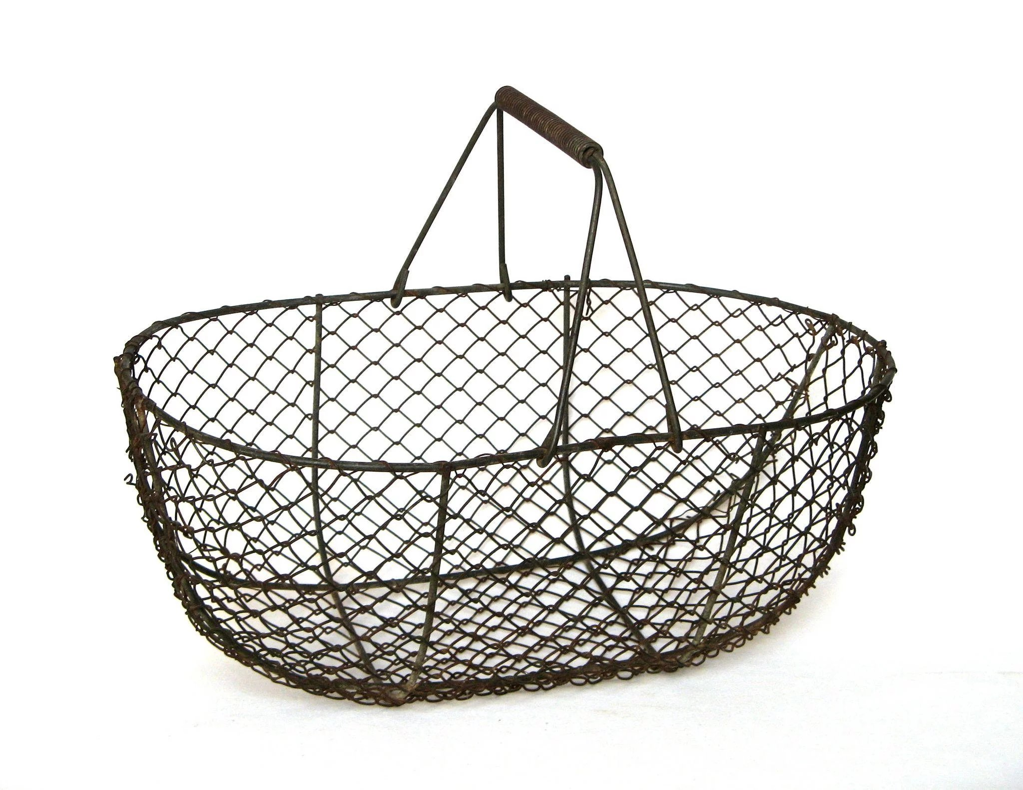 Awesome Wire Trug Ornament - The Wire - magnox.info
