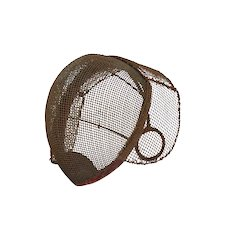 Antique French Fencing Mask - Escrime Helmet