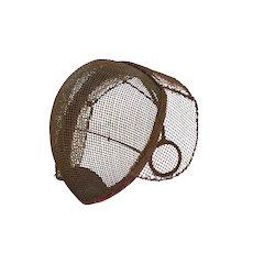Antique French Fencing Mask - Escrime Helmet
