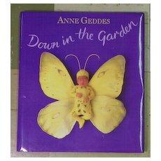 Book: Anne Geddes - Down in the Garden - ISBN 1-55912-017-7