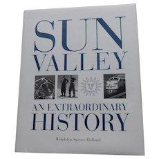 Book: Sun Valley, An Extraordinary History, hard cover, 1998