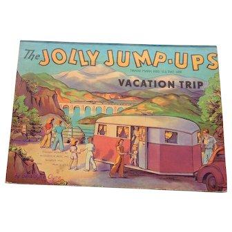 Book: Jolly Jump-Ups - Vacation Trip - #2922
