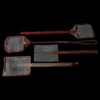 Flyswatters - 4 - 1920's-1930's