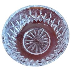 "Waterford Crystal Lismore 5"" Bowl"