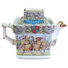 Sadler King Arthur Hero & Legend Teapot
