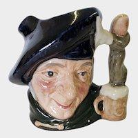Royal Doulton Small Toby Jug Tam O'Shanter D 6640 1972