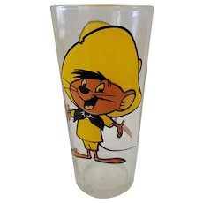 1973 Pepsi Collector Glass Speedy Gonzales