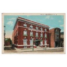 ca 1915 YMCA Building Greensburg Pa Pennsylvania Street View Postcard