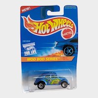 1995 Hot Wheels Mod Bod Series #3 of 4 VW Bug #398