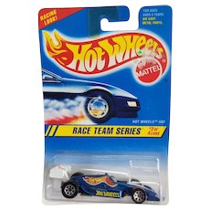 1994 Race Team Series #2 of 4 Hot Wheels 500 Blue Red Race Car # 276