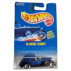 1991 Hot Wheels Classic Caddy #44