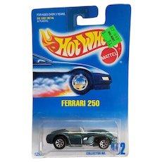 1991 Hot Wheels Car Ferrari 250 # 452
