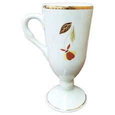Hall Autumn Leaf Jewel Tea NALCC China Specialties Espresso Cup Mug