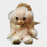 Merrythought Cheeky Golden Cherub Angel Teddy Bear 135 of 500