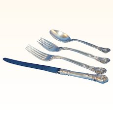 Chantilly set of  eight place settings