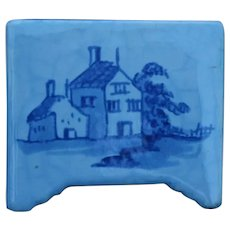Dutch Inkwell made in Delft colors