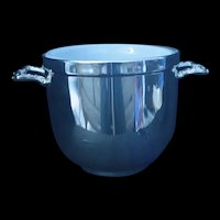 Insulated ice or champagne bucket