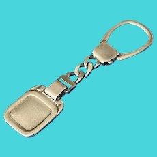 Sterling 925 unisex key chain