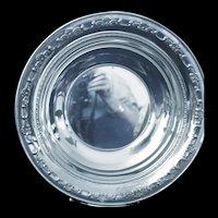 Sterling bowl in Gorham Strasbourg