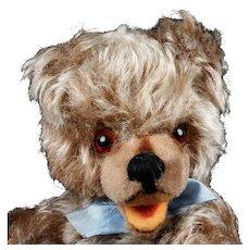 """Small Vintage Hermann 5xJointed Zotty Teddy Bear Loud """"Roar"""""""