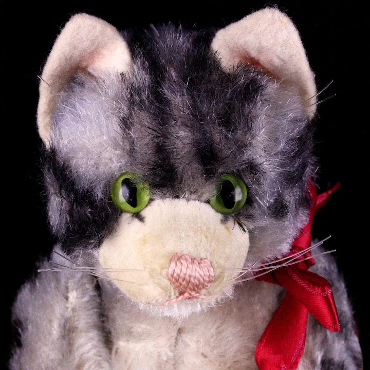 Steiff Cat My First Steiff Kitty New With Tags Best for Baby