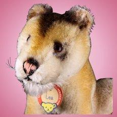 Steiff Lovely Little Lady Lion Lioness Lea ID