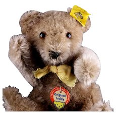 Little Brother Steiff 5xJointed Original Teddy Bear All ID