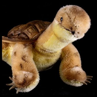Middle Brother Steiff Slo Turtle Wonderful Coloring ID