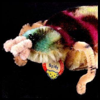 (Special!) Little Sister Rare Steiff Spidy Spinne Spider ID