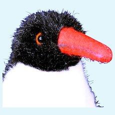 SPARKLING Little Sister Steiff Peggy Penguin Bird ID