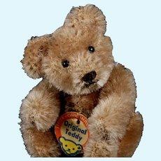 Tiniest Brother Steiff Caramel 5xJointed Original Teddy Bear ID