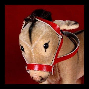 Tiny Brother Steiff Velvet(een) Esel Donkey ID