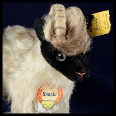 Sweet Tiny Brother Steiff Snucki Sheep All ID
