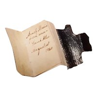 Rare Miniature Book of Religious Prayers Titled Small Rain Circa 1860